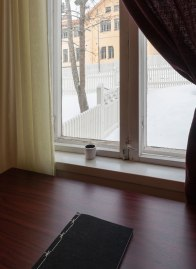 Makuuhuoneen ikkuna