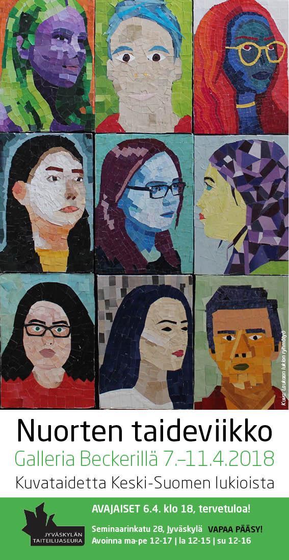 nuorten taideviikko
